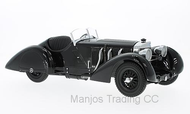 KKDC180131 - MERCEDES SSK BLACK