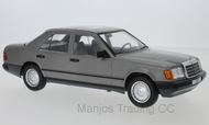 MCG18100 - MERCEDES BENZ 300D (W124) GREY