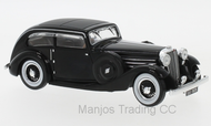 MUS063 - JAGUAR SS1 AIRLINE COUPE 1935 BLACK
