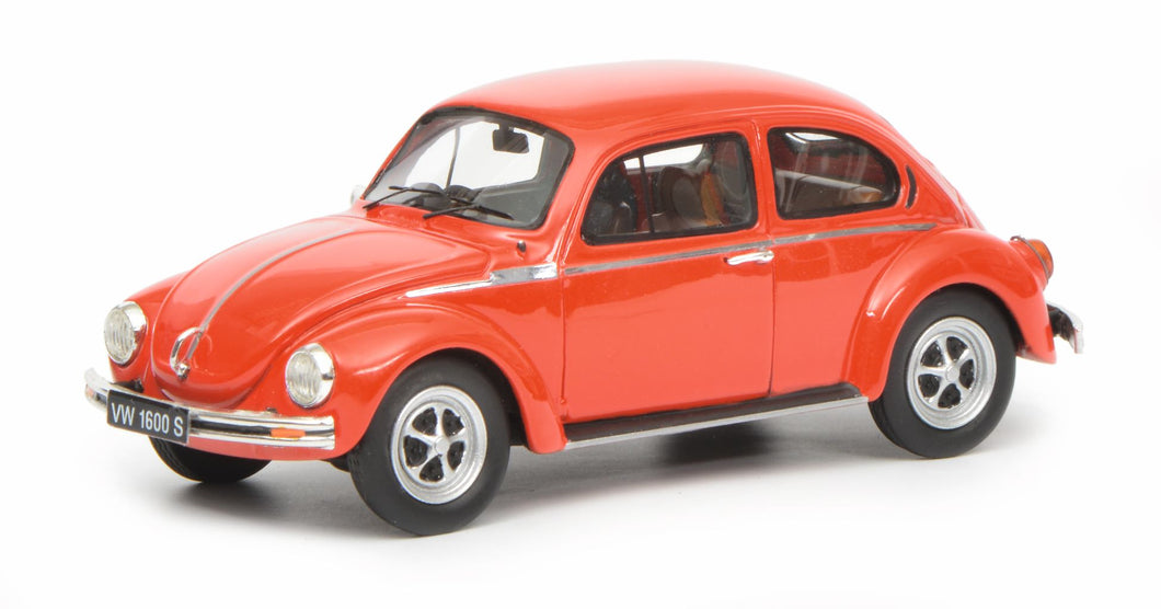 450903900 - VOLKSWAGEN KAEFER 1600S RED