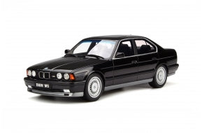 OT690 - BMW E34 M5 PHASE 1 BLACK I 086