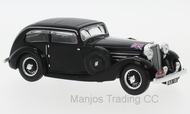RAC275 - JAGUAR SS1 AIRLINE COUPE RHD #99 RALLYE MONTE CARLO SYDNEY H.LIGHT
