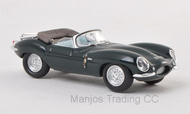 RIK38223 - JAGUAR XKSS GREY