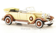 RIK38763 - LINCOLN MODEL K BEIGE/BROWN