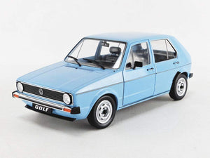 S1800208 - VOLKSWAGEN GOLF L BLUE 1983
