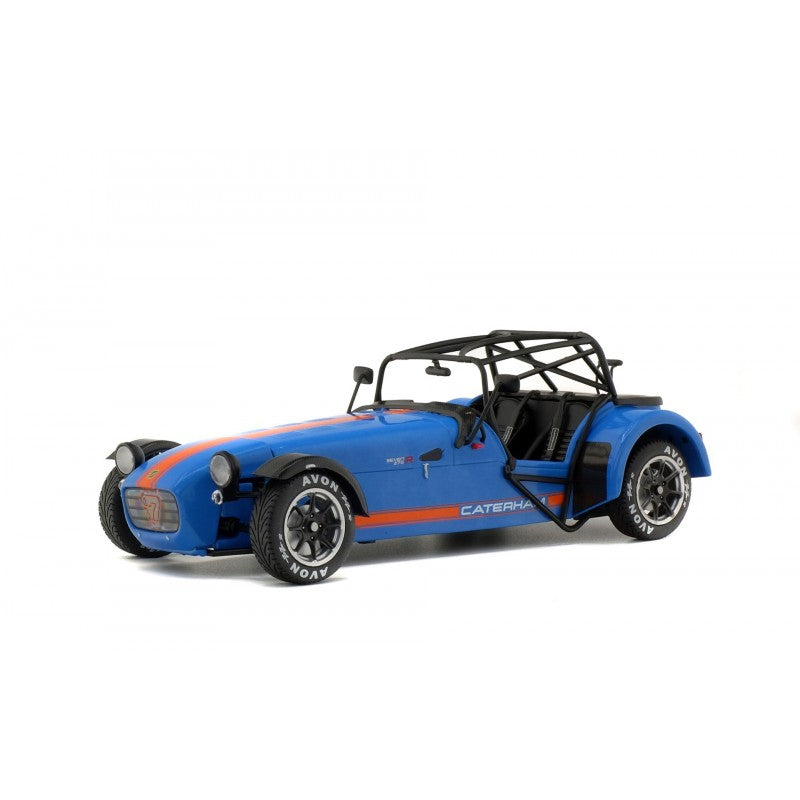 S1801802 - 2014 CATERHAM 275 ACADEMY LIGHT BLUE