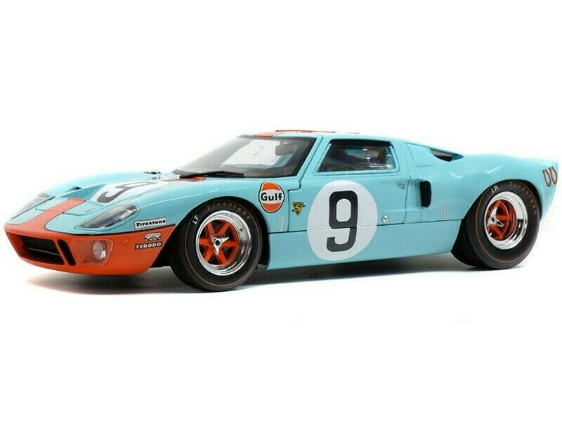 S1803001 -1968 FORD GT40 MK1 WIDEBODY 24H LE MANS #9