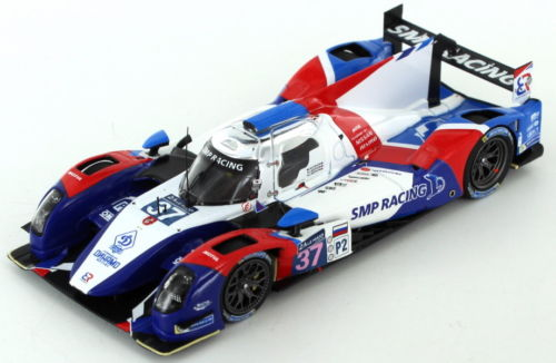 S4652 - BR01 NISSAN #37 LPM2SMP RACING M.ALESHIN-K.LADYGIN-A.LADYGIN