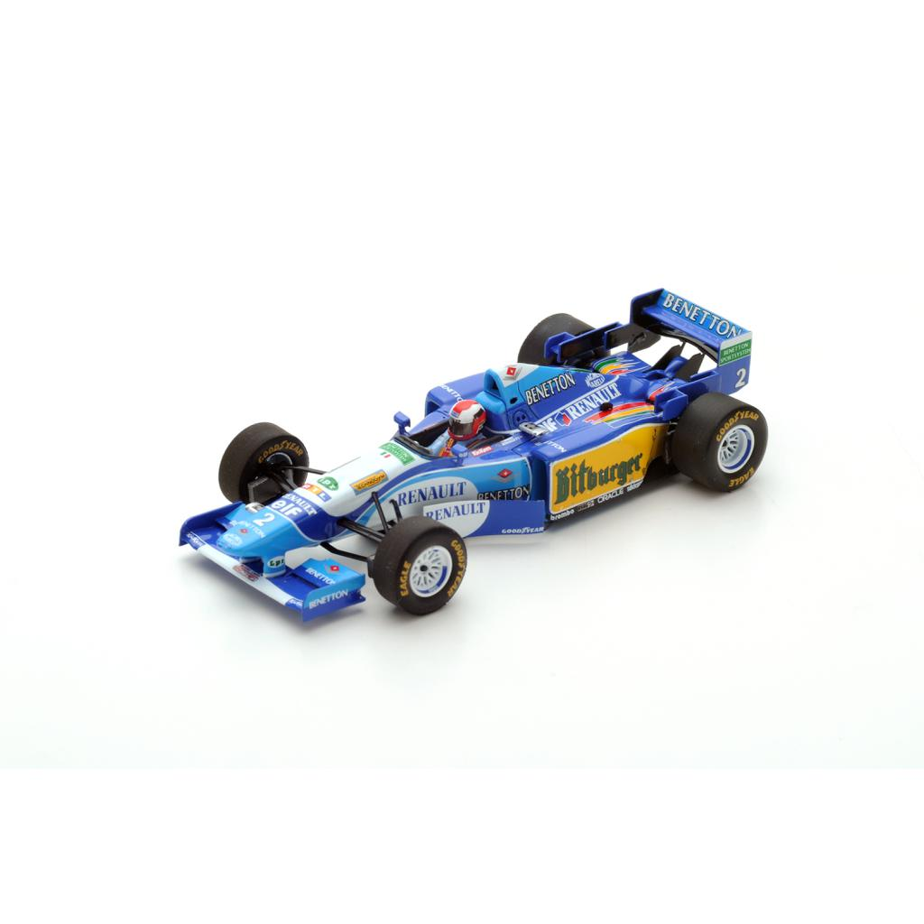 S4776 - BENETTON B195 #2 1995 JOHNNY HERBERT