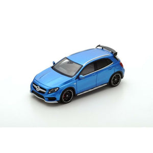 S4912 - MERCEDES BENZ AMG GLA 45 2015 METALLIC BLUE