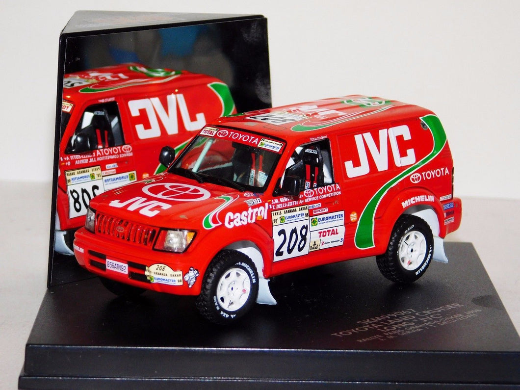 SKM99067 - TOYOTA LAND CRUISER LONG JVC