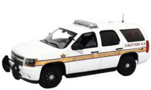 TAH120 - 2011 CHEVROLET TAHOE ILLINOIS STATE POLICE