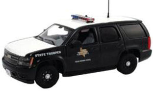 TAH122 - 2011 CHEVROLET TAHOE TEXAS HIGHWAY PATROL