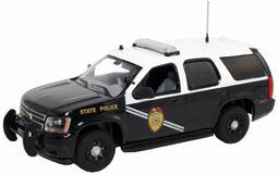 TAH124 - 2011 CHEVROLET TAHOE NEW MEXICO STATE POLICE
