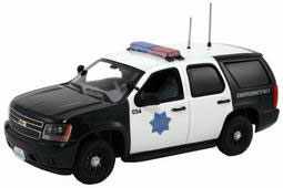TAH133 - 2011 CHEVROLET TAHOE SAN FRANCISCO POLICE DEPARTMENT