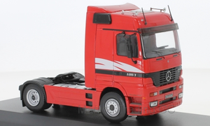 TR021 - MERCEDES ACTROS MP RED