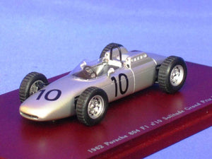 TSM104320 - 1962 PORSCHE TYPE 804 F1 SOLITUDE GRAND PRIX WINNER #10