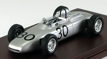 TSM10SS03 - 1962 PORSCHE TYPE 804 F1 FRENCH GRAND PRIX SIGNED BY DAN GURNEY
