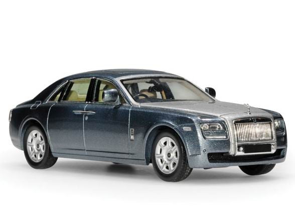 TSM114321 - 2009 ROLLS ROYCE GHOST DARK GREY/SILVER