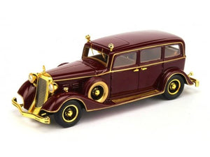 TSM124312 - CADILLAC DELUXE TUDOR LIMOUSINE 8C 1932 THE LAST EMPEROR OF CHINA
