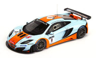 TSM134331 - MCLAREN MP4-12C GT3 #9 2012 TOTAL 24 HRS  OF SPA GULF RACING
