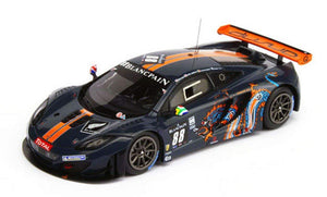 TSM134332 - MCLAREN MP4-12C GTE3 #88 2012 TOTAL 24 HRS PS SPA VON RYAN RACING