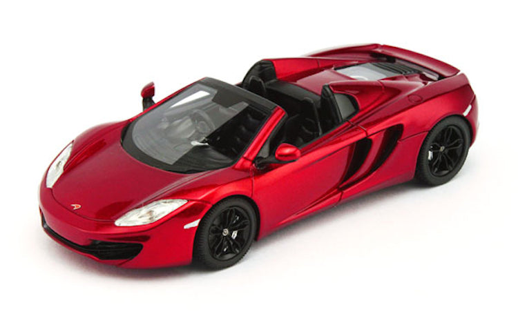 TSM134338 - 2013 MCLAREN MP4-12C SPIDER RED