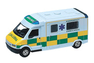 TY87204 - AMBULANCE OPENING REAR DOORS