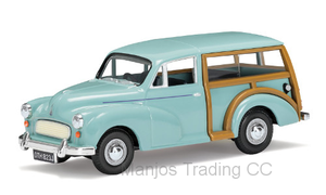 MORRIS MINOR TRAVELLER 1000 BERMUDA BLUE
