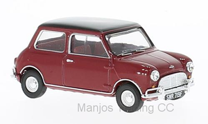 VA02539 - MINI COOPER S MK1 RED AND BLACK