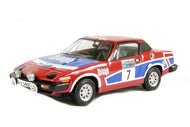 VA10505 - TR7 V8 - TONY POND (RED / BLUE)