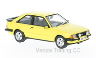 VA11011 - FORD ESCORT MK3 XR3 PRAIRIE YELLOW