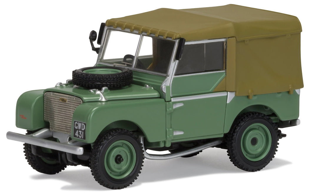 VA11115 - LAND ROVER SERIES I, COCKPIT GREEN, LAND ROVER NO.3 1ST TO BE ROAD REGISTERED