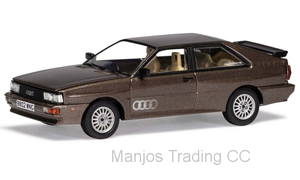 VA12906 - AUDI QUATTRO BROWN