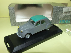 VIT526.1 - CITROEN 2 CV 1957 CLOSED
