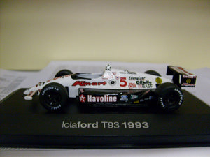 VIT NO NUMBER 1 - LOLAFORD T93 1993 NIGEL MANSELL INDYCAR CHAMPION