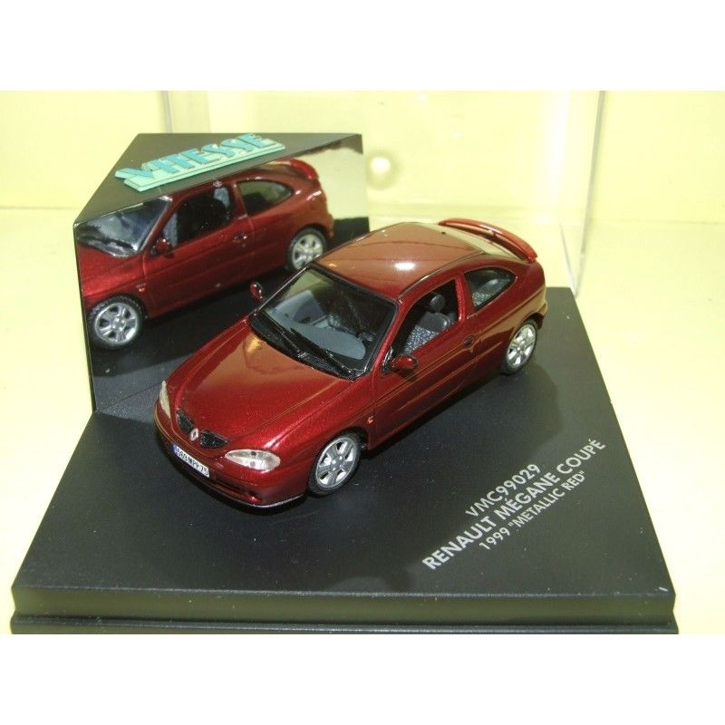VMC99029 - RENAULT MEGANE COUPE M RED 1999