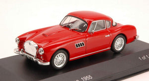 WB086 - 1955 TALBOT LAGO 2500 COUPE RED