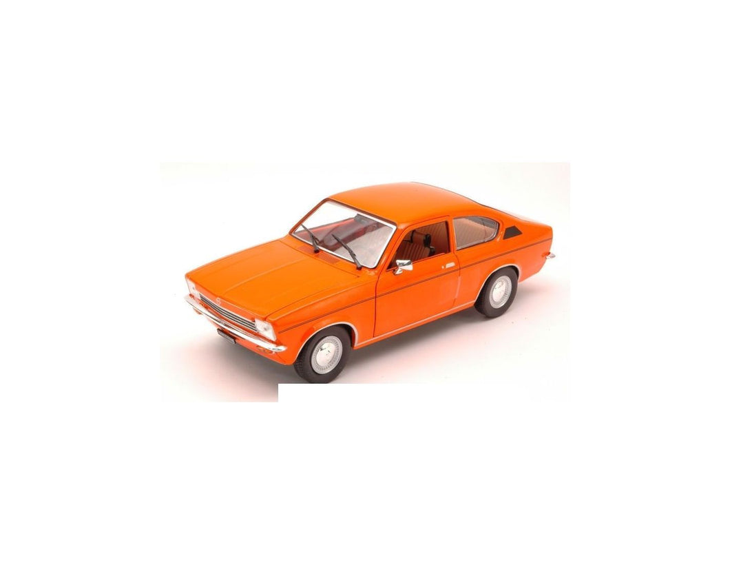 WB124005 - 1973 OPEL KADETT C COUPE ORANGE