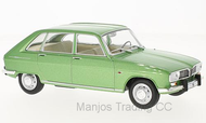 WB124023 - 1965 RENAULT 16 GREEN
