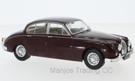 WB124029 - JAGUAR MKII RED