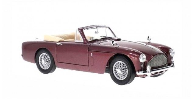 WB18001 - 1958 ASTON MARTIN DB2-4 MKIII  RED