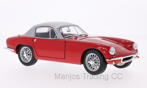 WB18003 - 1960 LOTUS ELITE RED