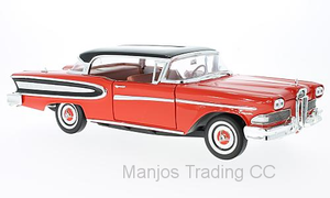 WB18006 - 1960 FORD EDSEL CITATION RED/BLACK