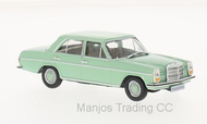 WB192 - MERCEDES 200/8 GREEN