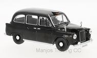 WB259 - AUSTIN FX4 LONDON TAXI 1985 BLACK