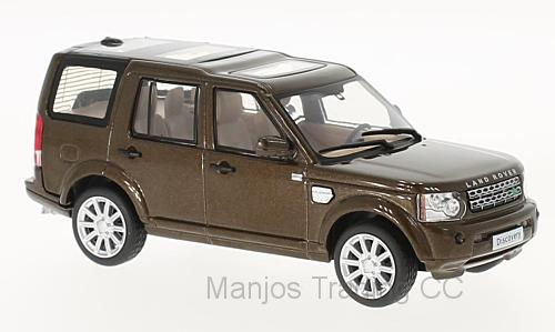 WB269 -  ROVER DISCOVERY 4  010 BROWN