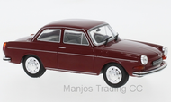 WB274 - VOLKSWAGEN 1600L RED