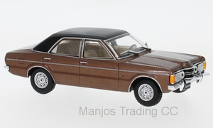 WB277 - FORD TAUNUS GXL BROWN 1974