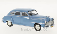 WB282 - DESOTO 1946 4-DOOR SALOON BLUE